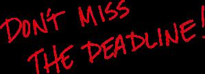 dont_miss_deadline